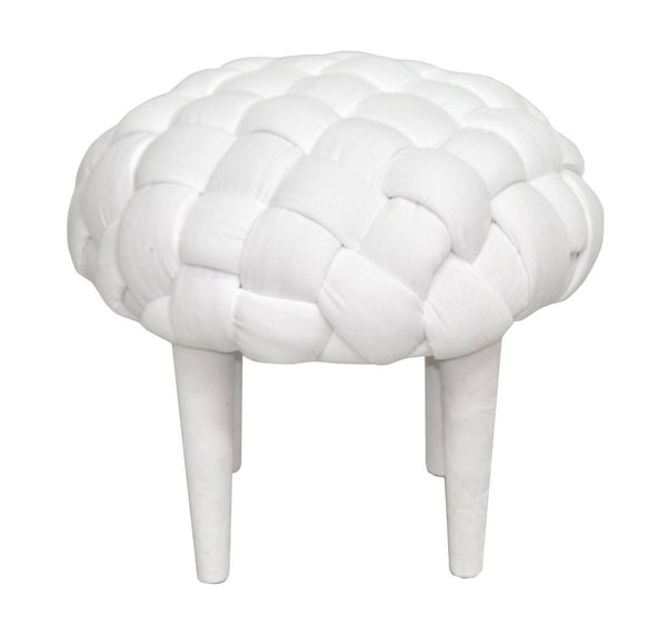 Stool BERRY 1/WHITE EN