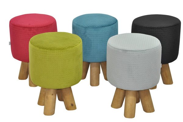 Stool KIVI 2/RED EN