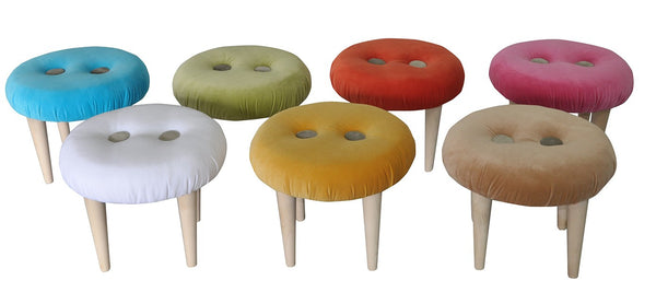 Stool GUZIK/YELLOW EN