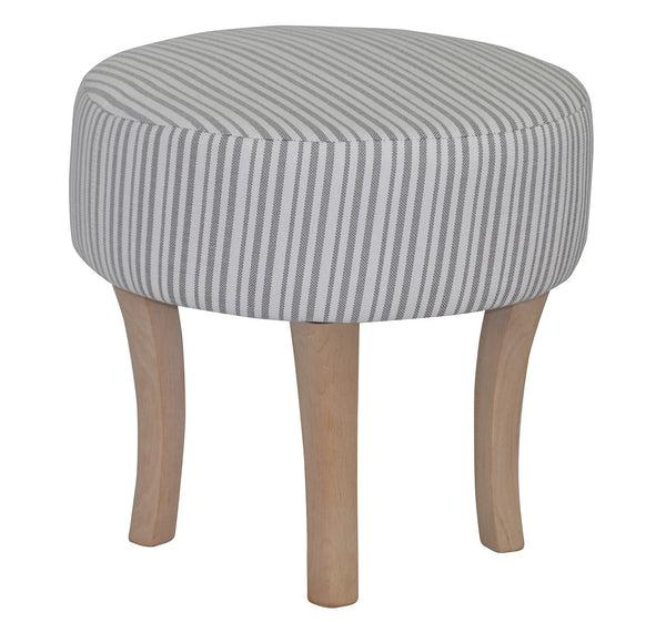 Stool FIN/ strips pattern EN