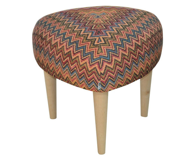 Stool ZYG ZAK/ORANGE EN
