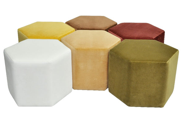 Pouf HONEY (modular )/YELLOW EN