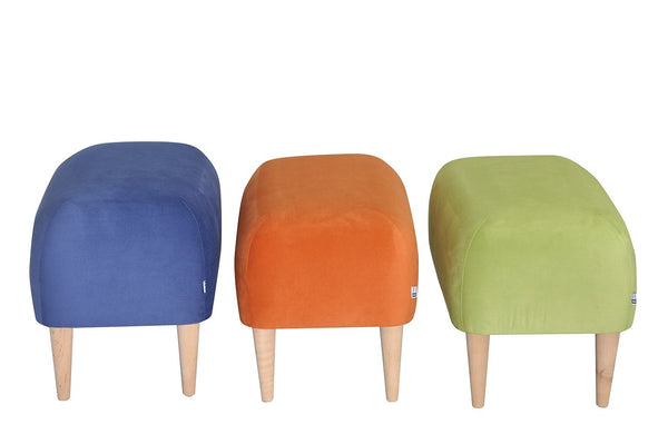Pouf JUPI BLUE mini  EN