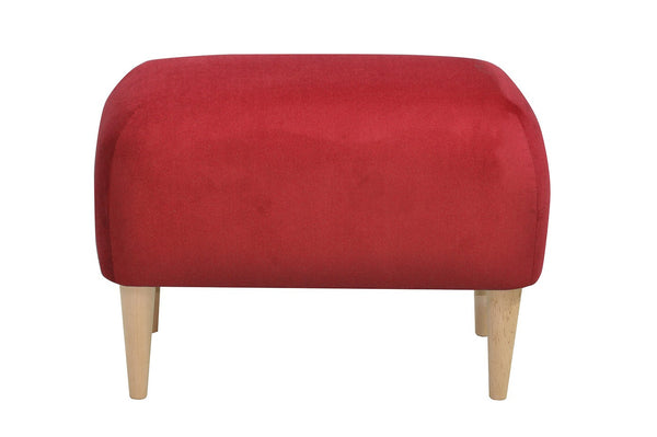 Pouf JUPI RED mini  EN