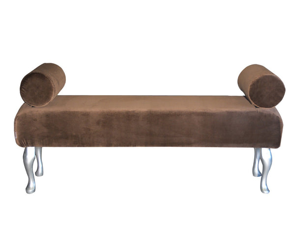 Bench  BAROQUE 130/BROWN EN