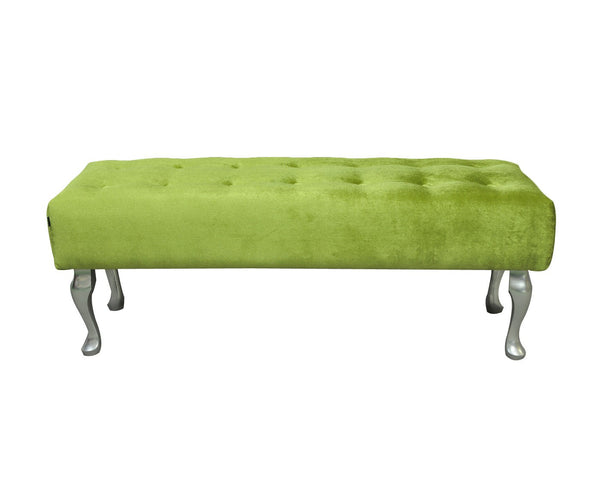Bench GLAMOUR 120/LIME EN