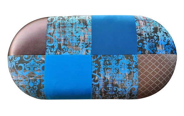 Bench PATCHWORK/TURQUOISE EN