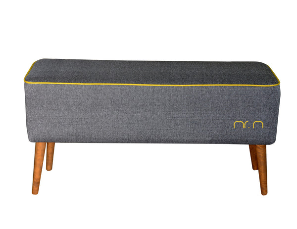 Bench Mr.M  /GRAPHITE/YELLOW EN
