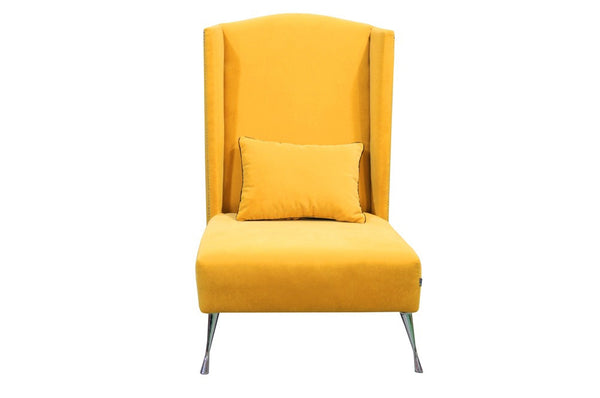 Armchair  DANDYS TECHNO/YELLOW EN