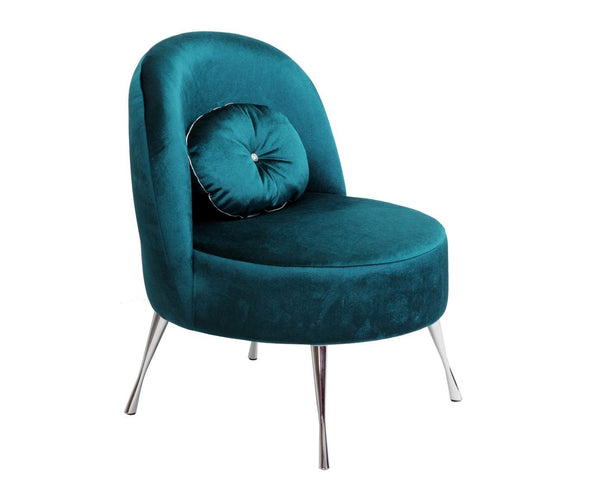 Armchair  Glamour /TURQUOISE EN