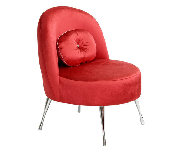 Armchair  Glamour /RED EN