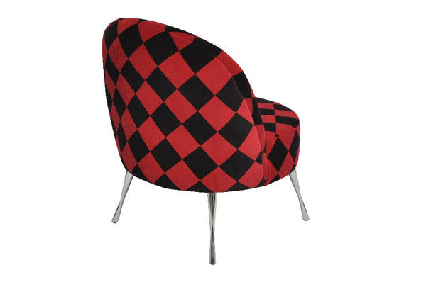 Armchair ARLEKINO / RED EN