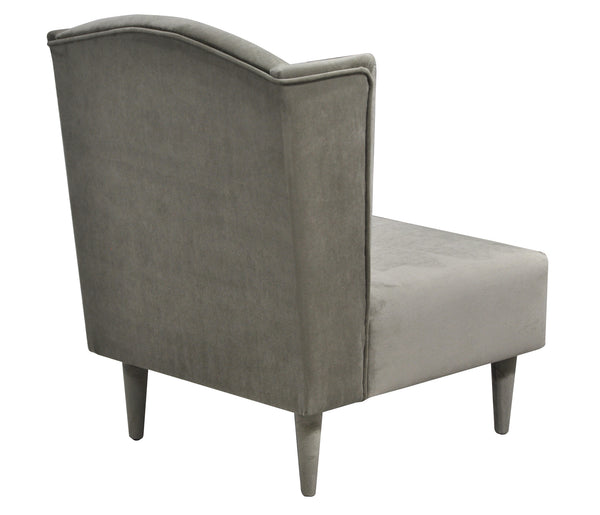 Armchair FLOXY plusz GRAY EN