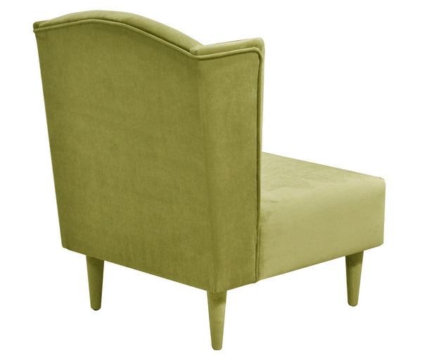 Armchair FLOXY plusz LIME EN