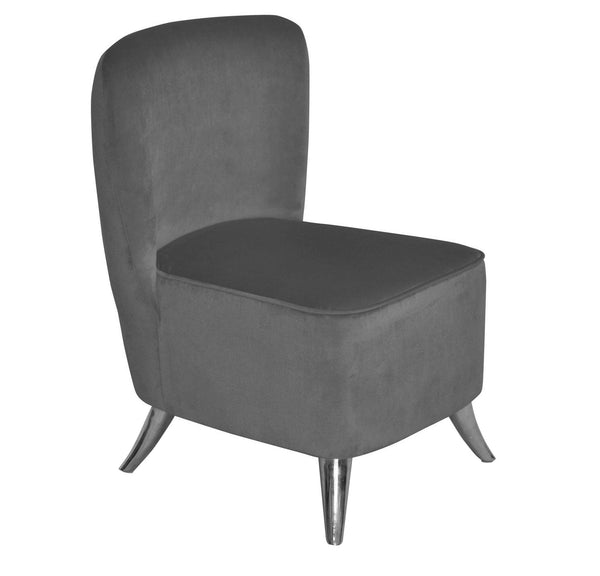 Armchair MILOR/GRAPHITE EN