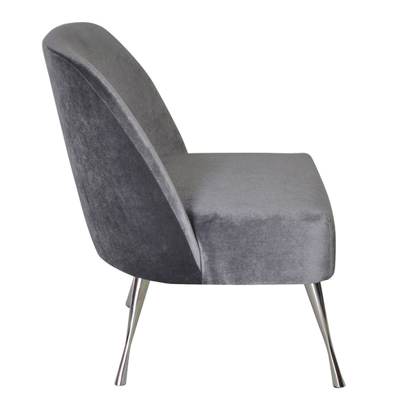 Armchair POLO / GRAY EN