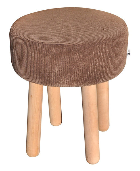 Stool Bobi/brown EN