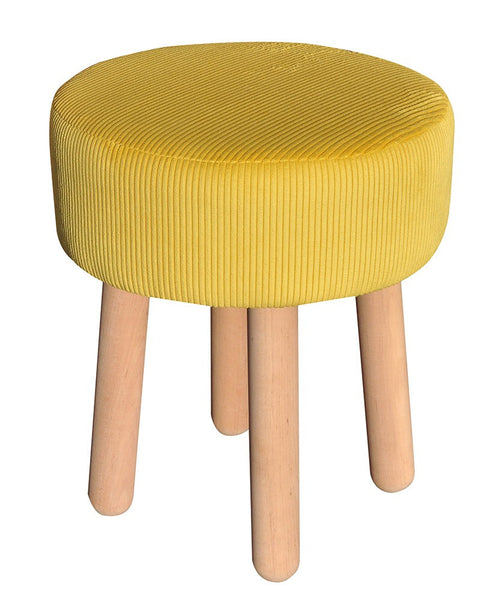 Stool Bobi/yellow EN