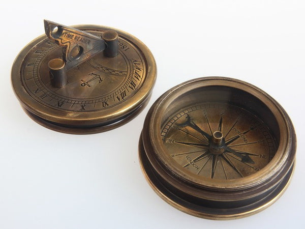 COMPASS - DOLLOND LONDON 1862