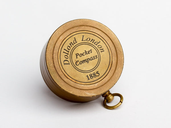 COMPASS - DOLLOND LONDON 1885