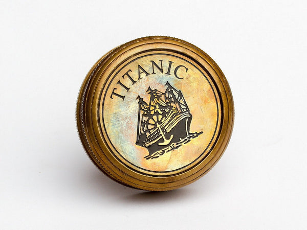 COMPASS - TITANIC TWIST POCKET