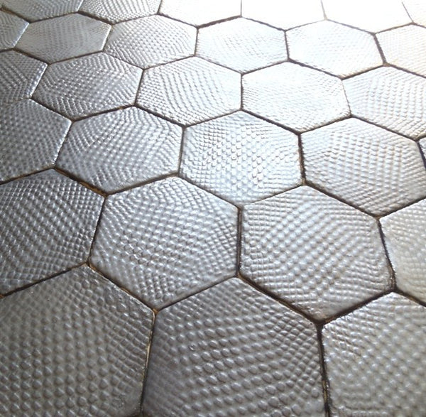 hexagon shaped ceramic tiles- Iwon