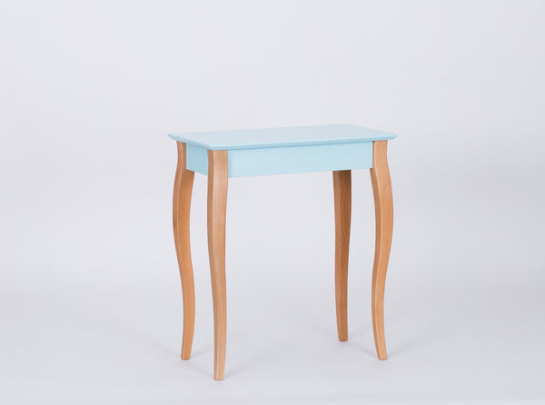 Console table LILLO little 65 cm bright turquoise