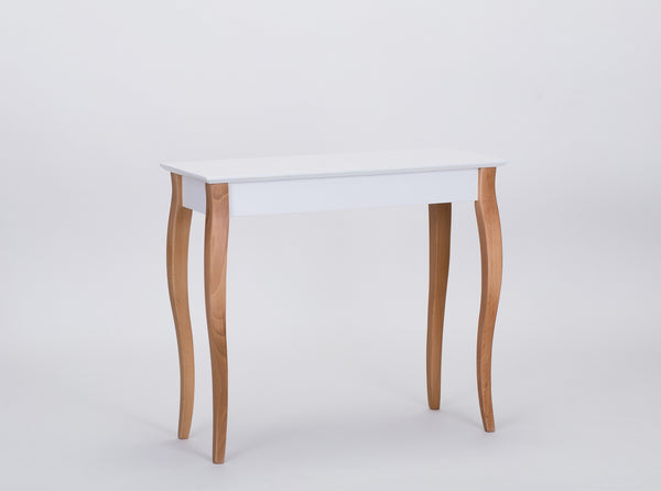 Console table LILLO middle size 85 cm white