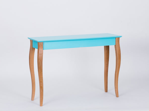 Console table LILLO big 105 cm dark turquoise