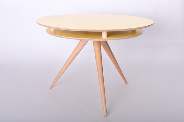 Table TRIAD yellow
