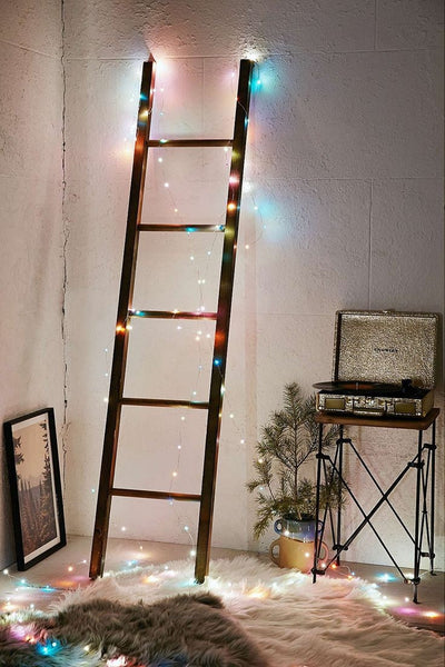 Rung ladder Rustic