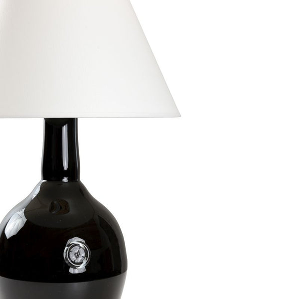 glass table lamp LGH0074