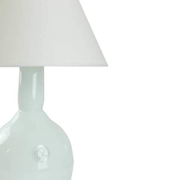 glass table lamp LGH0075