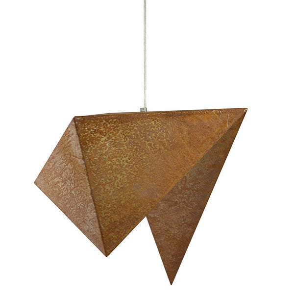 rust lamp LGH0550
