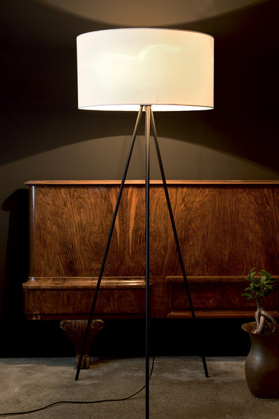 fabric floor lamp LGH0521