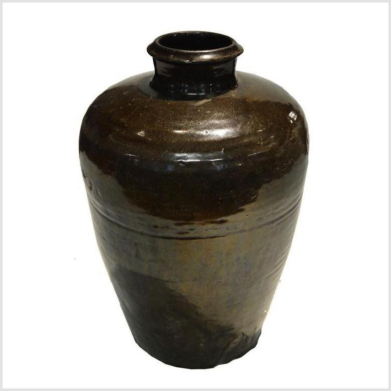 Antique Ceramics Storage Jar