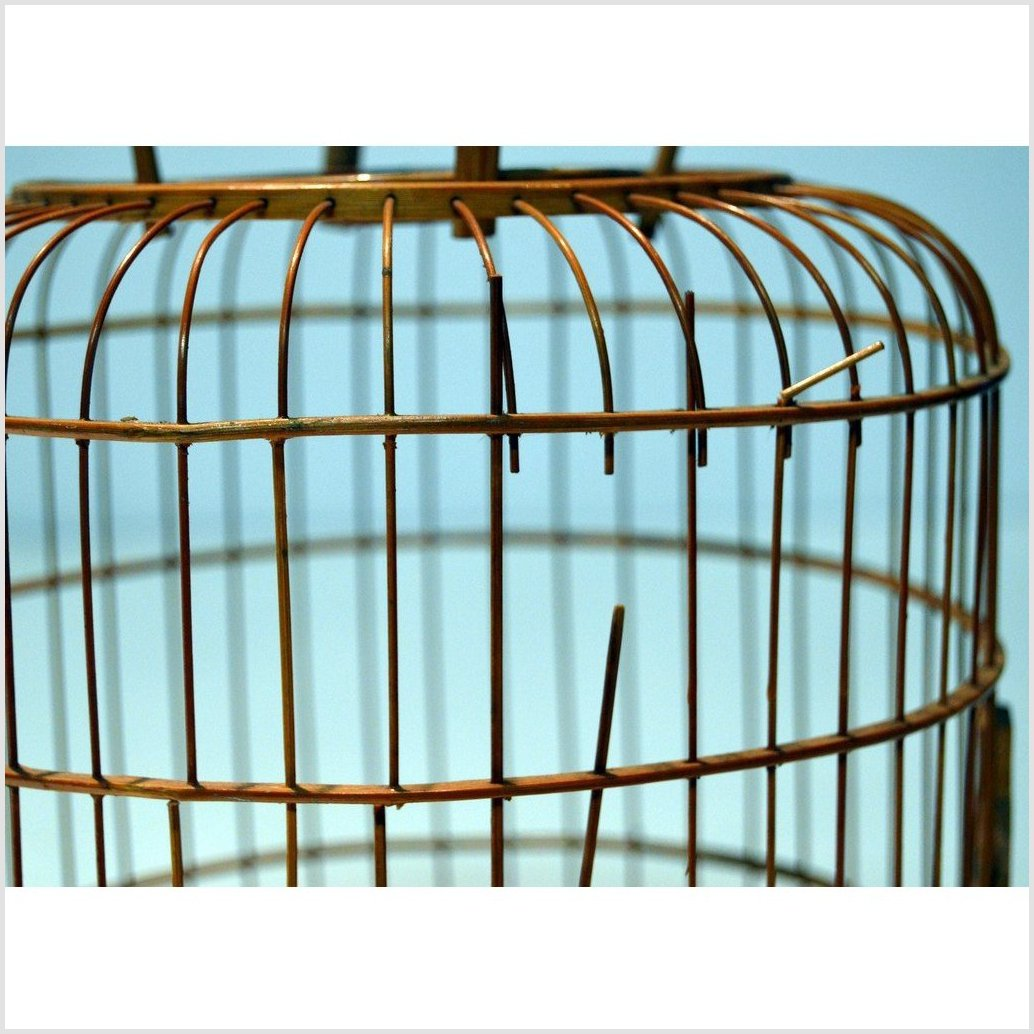 Antique Chinese Bird Cage