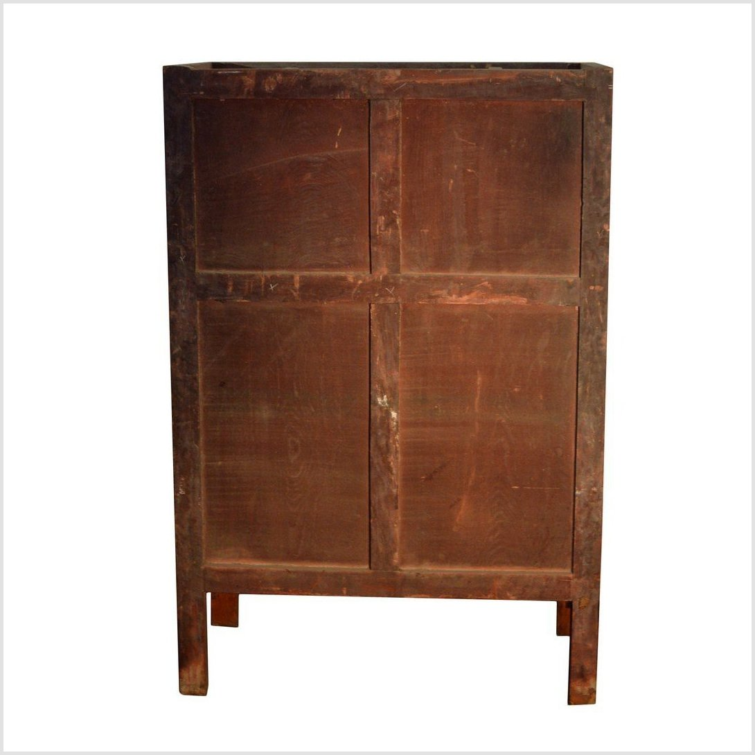 Antique Chinese Compound Cabinet