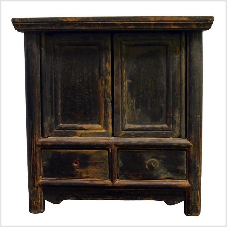 Antique Chinese Side Cabinet
