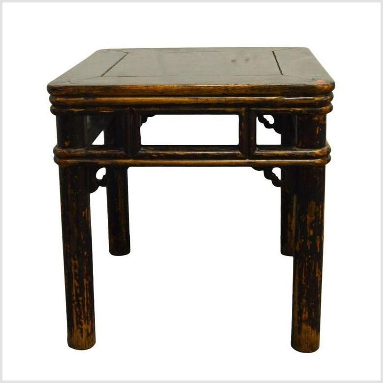 Antique Chinese Side Table / Stool