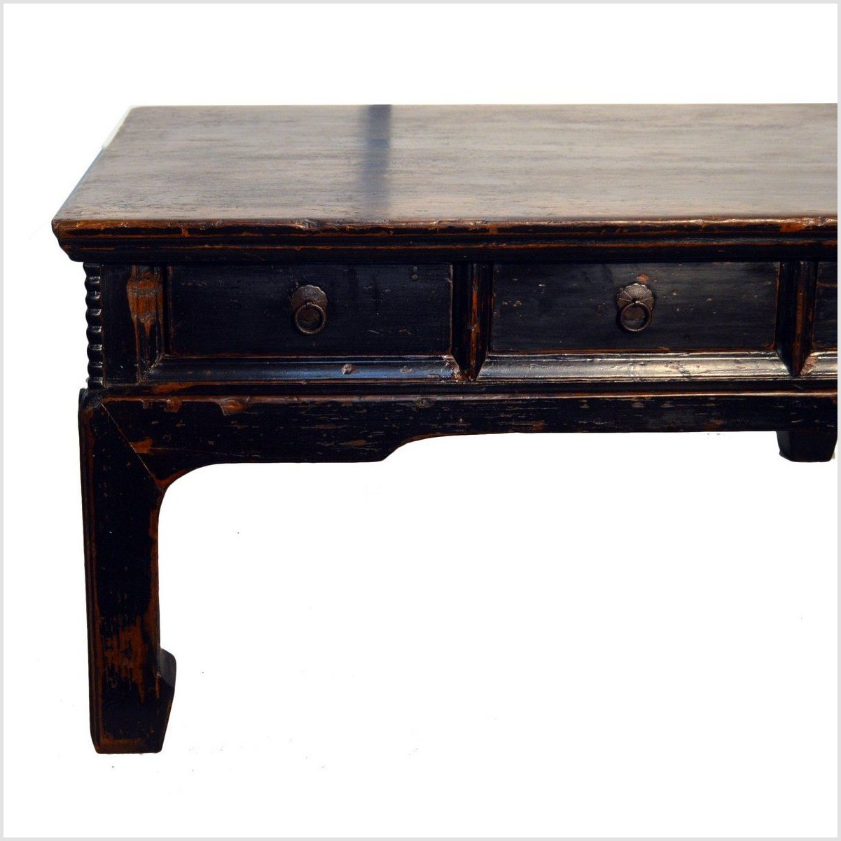 Antique Chinese Square Coffee Table