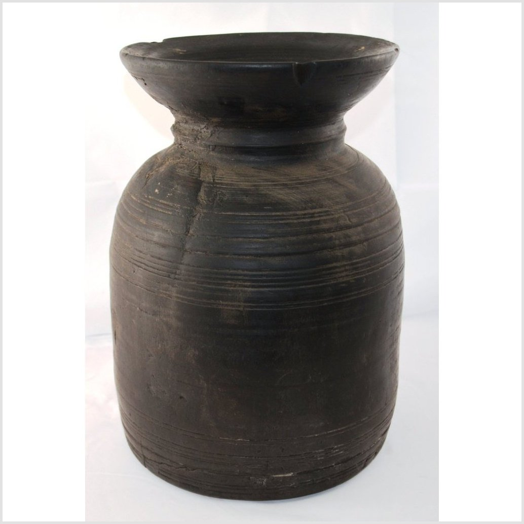 Antique Nepalese Milk Storage Container (Vase)