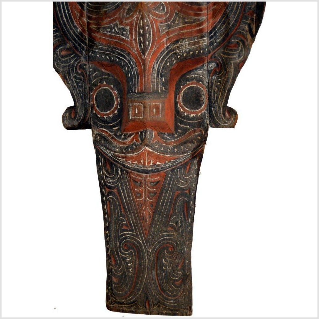 Antique Indonesian Tribal Mask