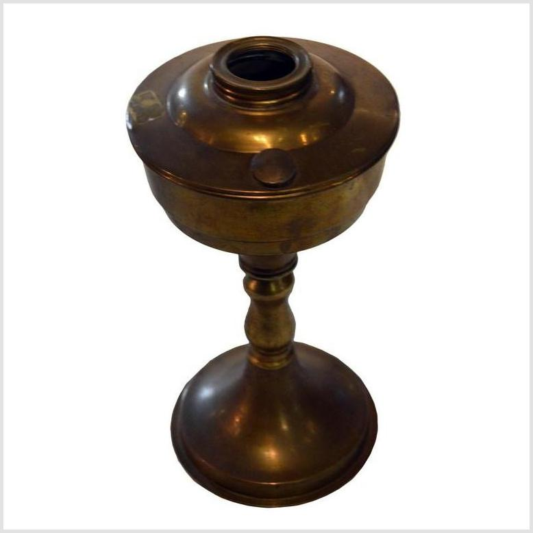 Antique Oil Brass Lamp