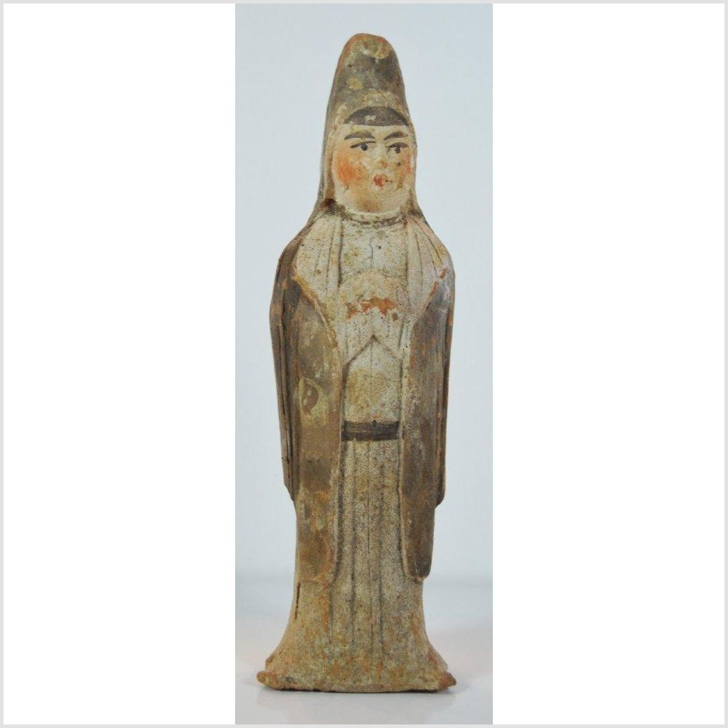 ANTIQUE TERRACOTTA FIGURE