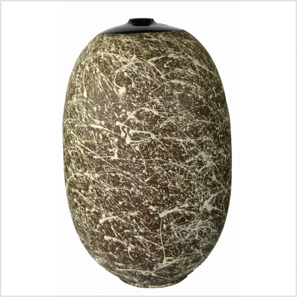 Artisan Large Ceramic Vase