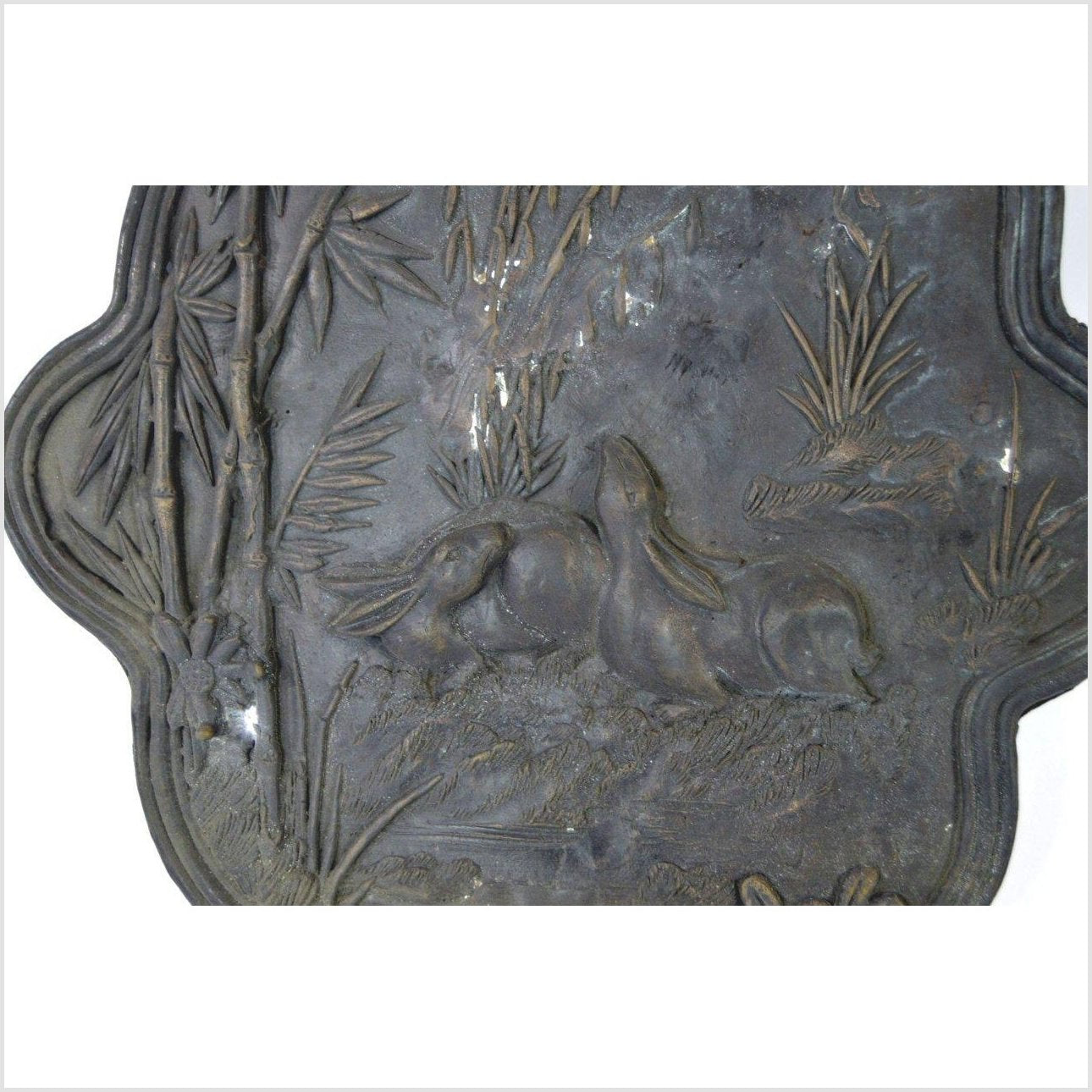 Bas-Relief Wall Plaque