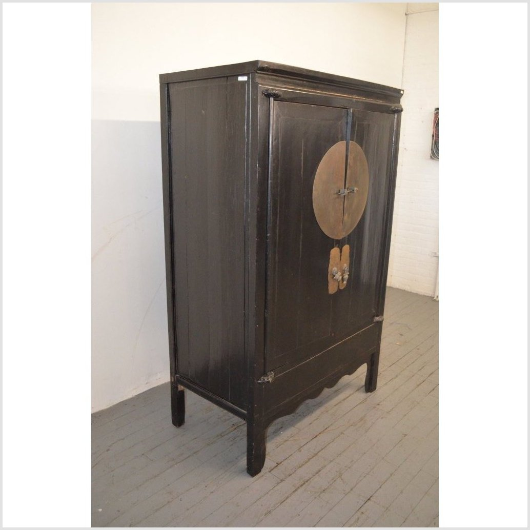 Black Wedding Cabinet/Armoire