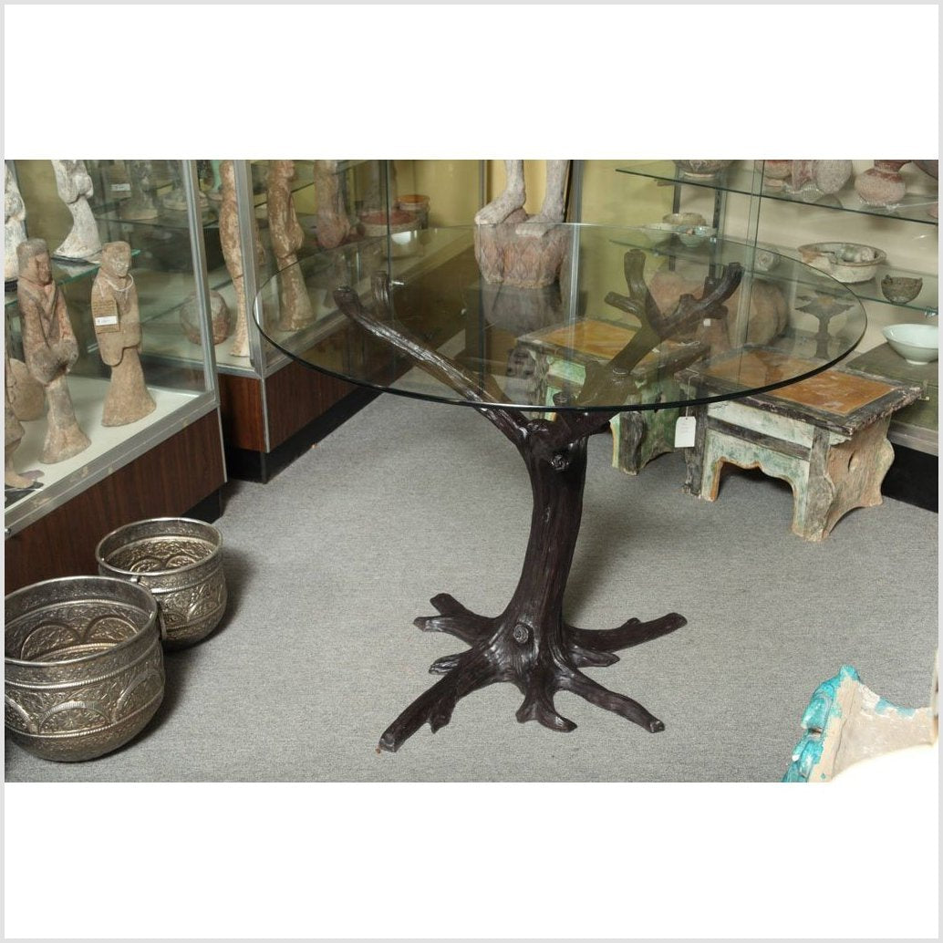 Bronze Dining Table Base Asian Antiques Home Décor Ny Fea Home
