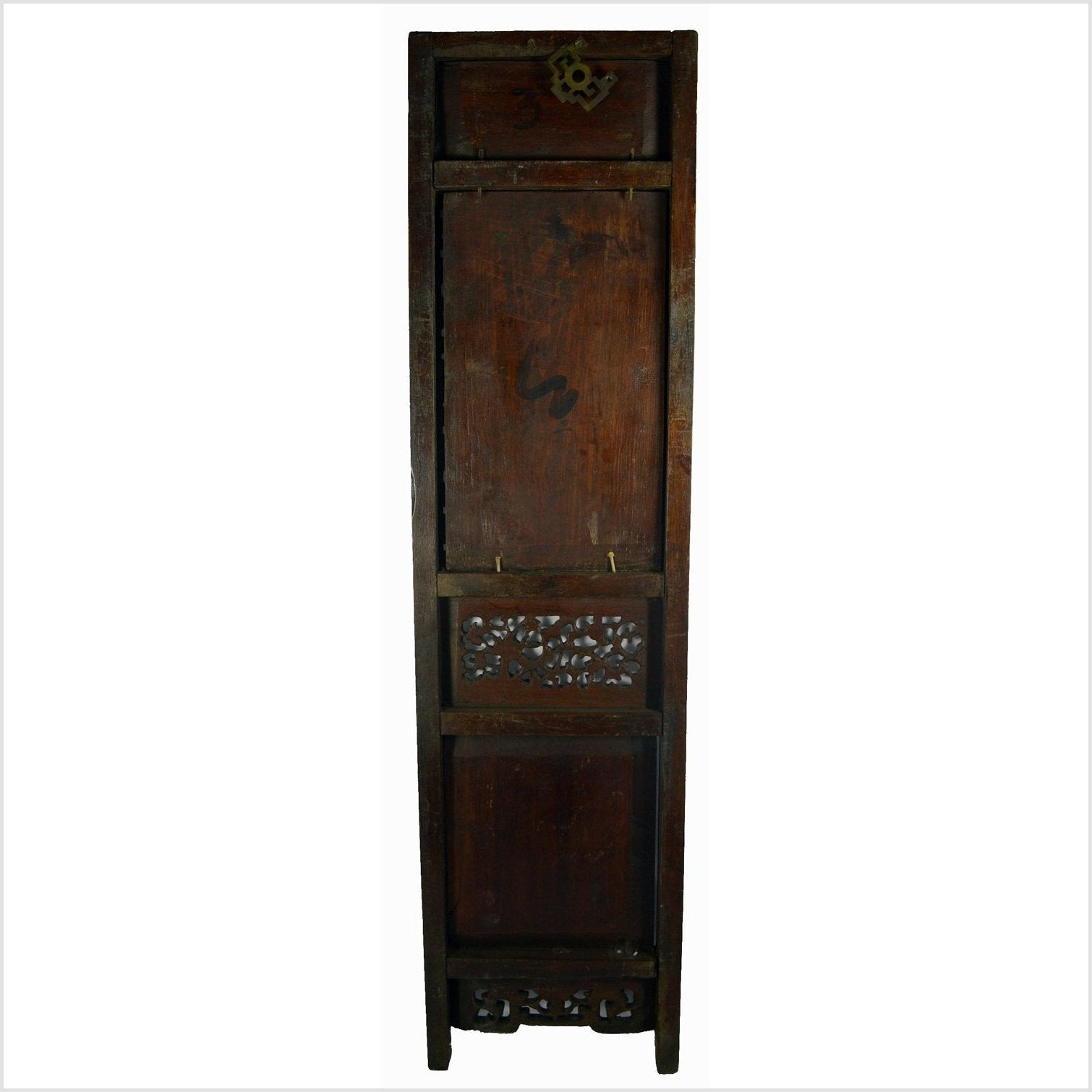 Chinese Calligraphy 8-Panel Screen